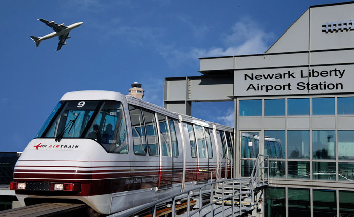 airtrain to newark