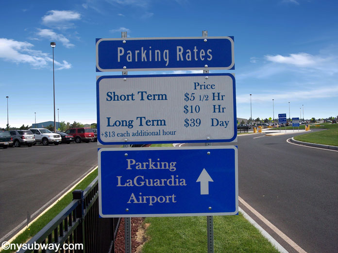 LaGuardia-Airport-Parking-Rates