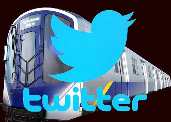 New York Subway Twitter Service Advisories