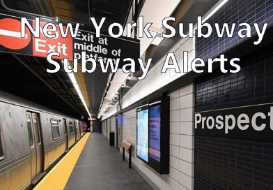New York Subway Text and Email Alerts