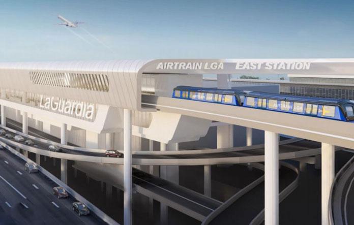 Future Airtrain to LGA