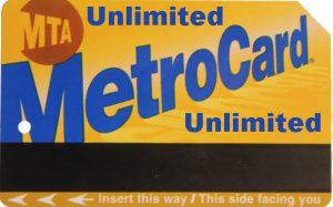 unlimited metrocard
