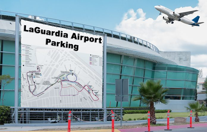 parking at Laguardia airport
